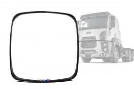 Lente c/ base Espelho do Cargo Pesado 13/... Euro 3 Convexo (Pequeno)
