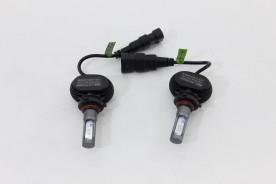 Kit Ultra Led Hb3 6000k Branca 9v/30v