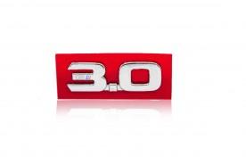 Emblema '3.0' da Hilux 05/...