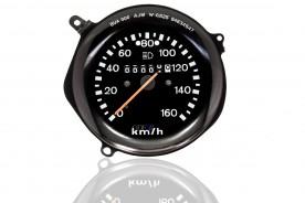 VELOCÍMETRO D-20 D-40 85/92 ORIGINAL VDO 120038017R