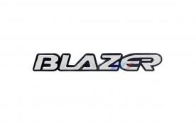 Emblema 'Blazer' 97/00 Plaqueta