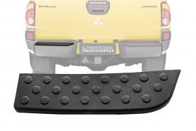 Pisante do Parachoque Traseiro da L200 Triton 08/15 Identico Original Le