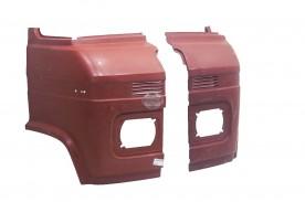 kit Painel Frontal  Farol  MB 608 708