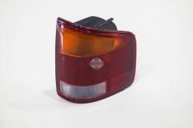 Lanterna Traseira da S10 95/98 Tricolor Ld