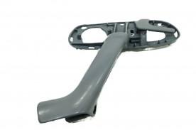 Apoio Puxador C/Maçaneta de Porta Gol G3 Lado Esquerdo Cinza