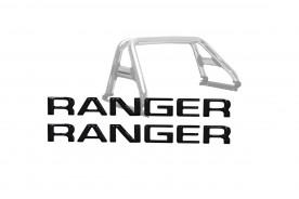 Emblema 'Ranger' Santo Antonio (Lateral) Resinado