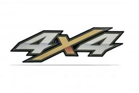 EMBLEMA 4X4 HILUX FLEX 16/...