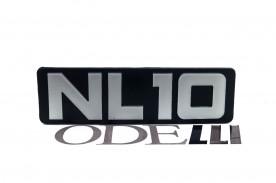 Emblema 'Nl 10' Volvo