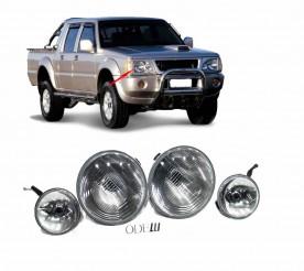 KIT FAROL DIANTEIRO L200 1999 / 2004