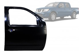 Porta Dianteira da Nissan Frontier 08/16  Ld