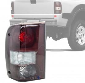Lanterna Traseira da Ranger 05/09 (2 Linha) Lado Esquerdo