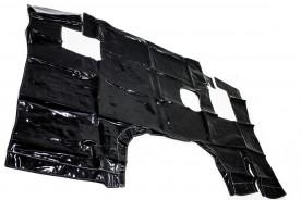 Tapete Vernir Volvo Nh12 (Bicudo) Preto