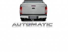 Emblema 'Automatic' da Hilux 05/...