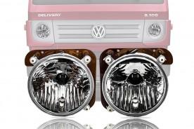 KIT FAROL DA VW 5.140/5.150/8.150/8.160/9.150/9.160/10.160 06/17 DELIVERY FORT LUZ 2 PEÇAS
