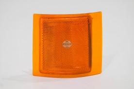 Lanterna Dianteira Lateral sem Função (Superior) da Silverado 97/... Ambar Ld