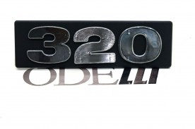 EMBLEMA '320' SCANIA FRONTAL