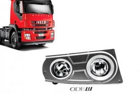 Farol Auxiliar do Iveco Stralis/Tector/Cursor