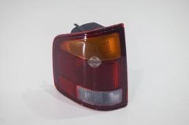 Lanterna Traseira da S10 95/98 Tricolor Le