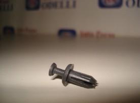 Grampo Parachoque da Hilux/Sw4 11/15 Rav4 08/15 (Cabeça 10mm) X (Comprimento 12mm) X (Encaixe 5mm)