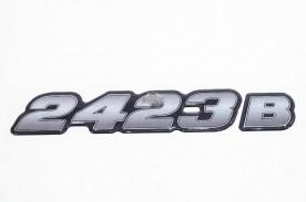 Emblema '2423b' do MB (Modelo Novo)